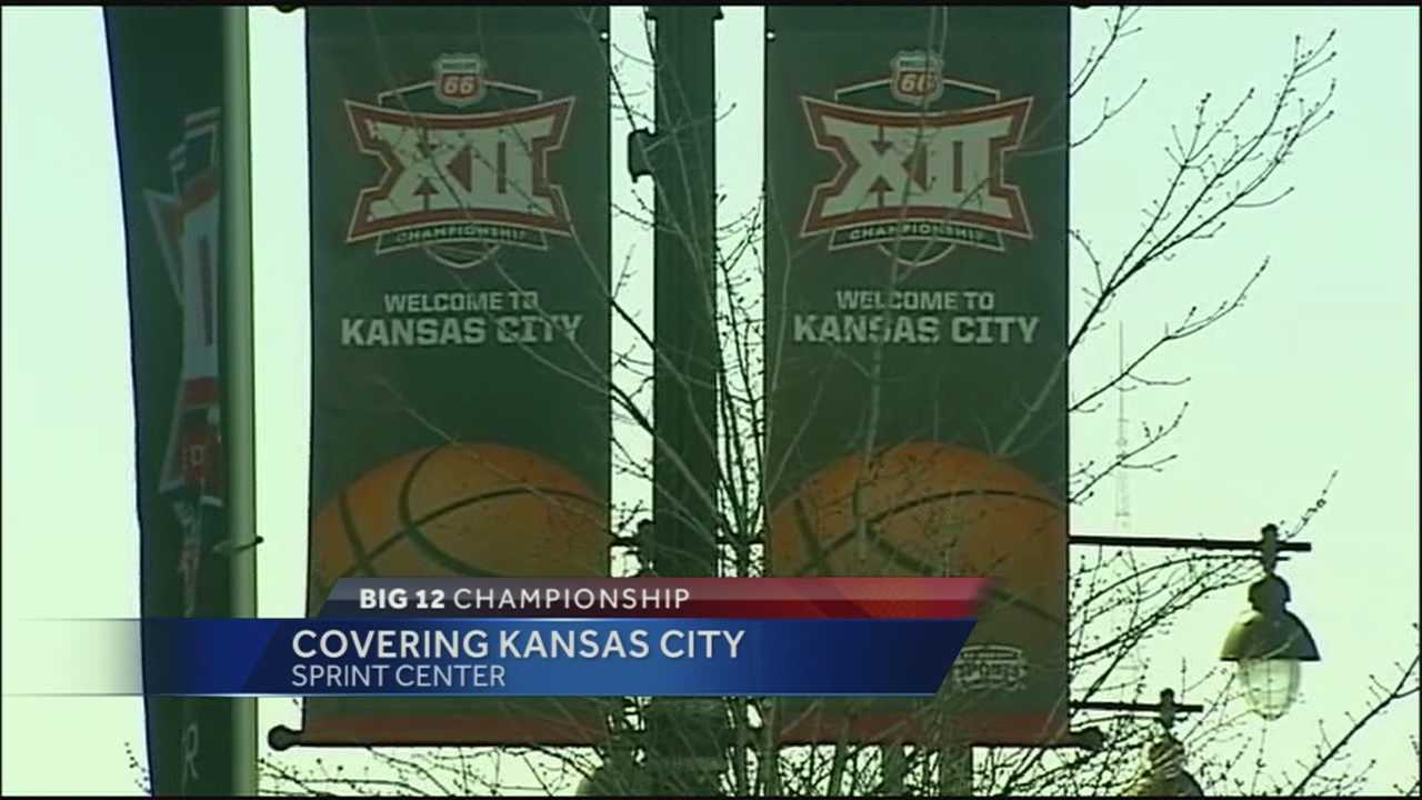 The Big 12 Tournament has been in Kansas City for the last several years, and city leaders said they want to make sure it stays that way.