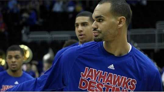The Kansas Jayhawks return to the Big 12 Championship game.