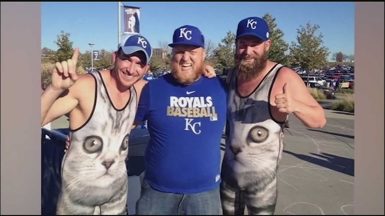 Friends and fellow Royals fans are reaching out to help super fan Jimmy Faseler, who was shot while interrupting a burglary at his Independence home.