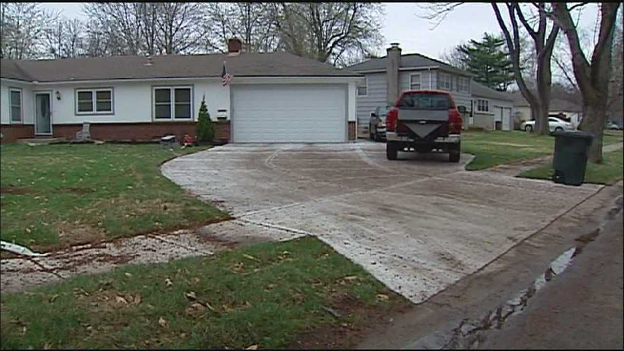 The Overland Park Fire Department is trying something new to reduce the response times for emergencies, and it could lead some residents to see a fire department vehicle parked in the driveway next door.