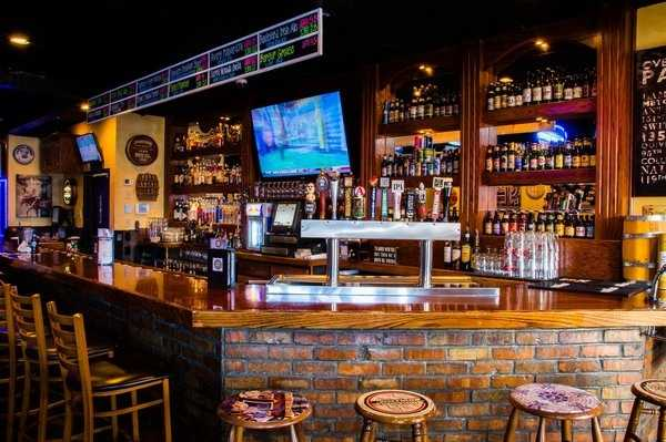 Yelpers love Burg & Barrel for their expansive beer options and creative burgers, along with seemingly endless TVs. Stationed just off of Metcalf and 76th street, this easy access spot is a great place to meet for the game.