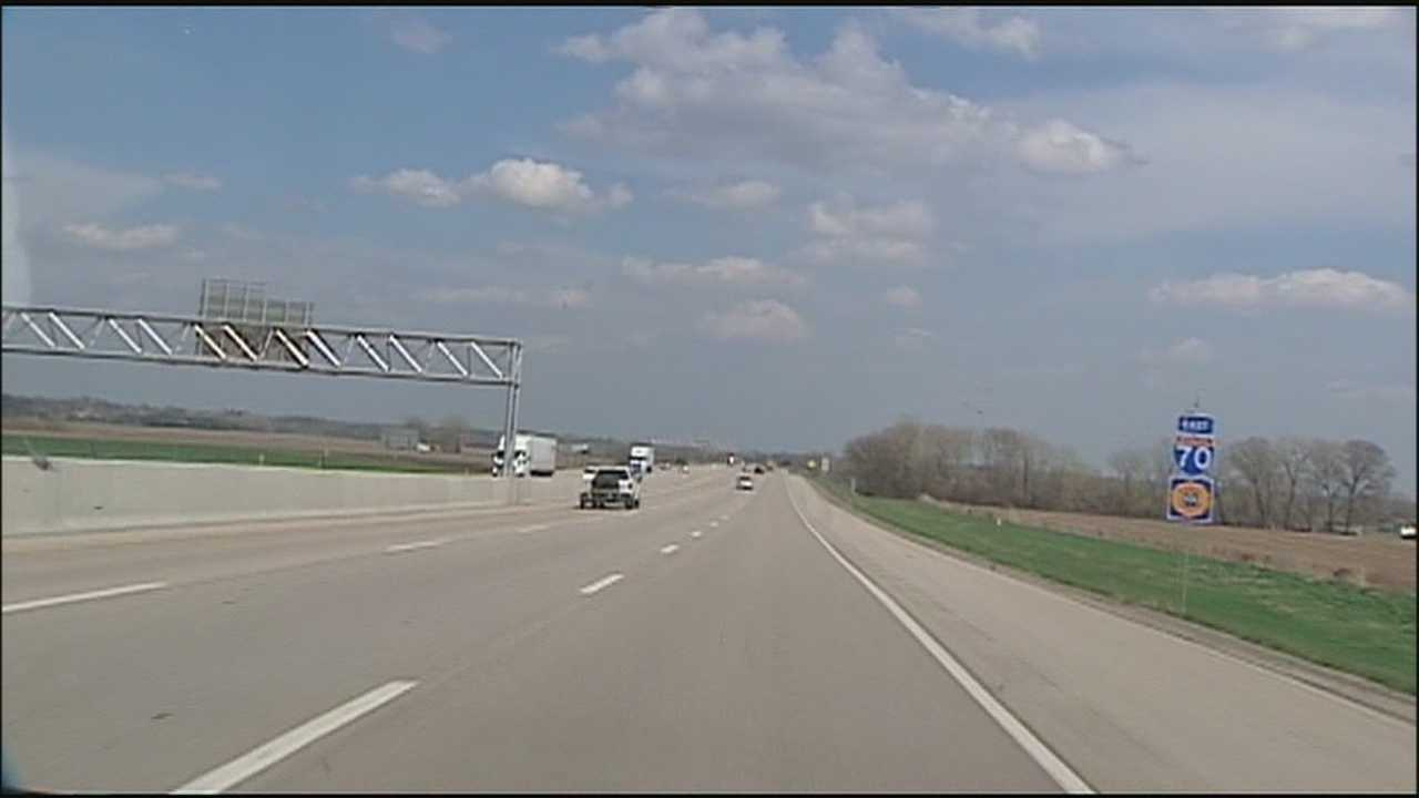 With the potential for severe weather on the way in the days and weeks to come, the Kansas Turnpike Authority has advice for drivers who are in their cars when severe weather nears.