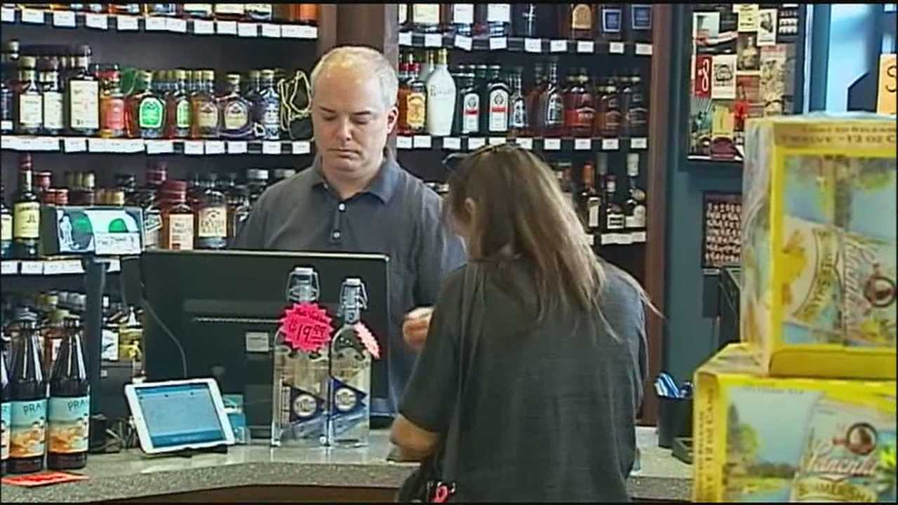 Kansas lawmakers may choose to raise taxes on cigarettes and alcohol to help deal with the state budget gap, but a Bonner Springs store owner thinks it will just drive his customers to Missouri.