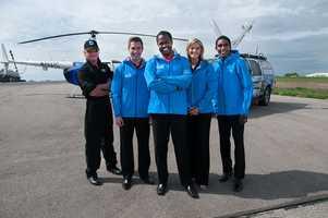 The KMBC 9 News First Alert weather team.
