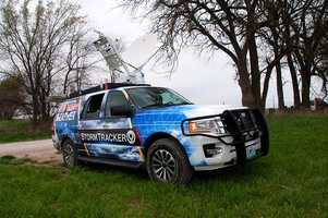 StormTracker 9 testing in Johnson County, Kan.