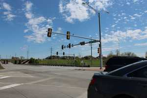 7.  U.S. 69 Highway at West 135th Street.  Eighty-six tickets were reported around this intersection in 2014.