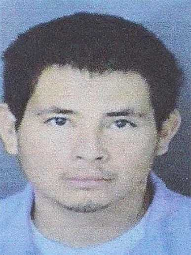 Adalberto Mata-Beras, 33, is wanted in Wyandotte County, Kansas, on aggravated rape and burglary charges after a series of break-ins at a Kansas City, Kansas, apartment complex.He is white, 5 feet 6 inches tall, 150 pounds and has black hair and brown eyes.His last known address was in Kansas City, Kansas.