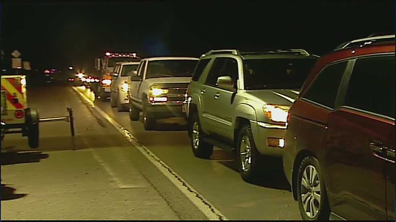 Police in several parts of the Kansas City metropolitan area have set up checkpoints and run saturation patrols to watch for people driving drunk after celebrating Cinco de Mayo.