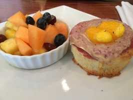 Room 39: (4 stars, 86 reviews)A true farm-to-table restaurant, Room 39 makes KC proud with their creative, midwestern offerings.With two locations, the original on 39th and the Leawood location, the Leawoodspot gets the nod here for having breakfast everyday.