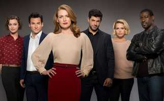 """The Catch,"" starring Kansas City-born Mireille Enos, is about a fraud investigator who must deal with the aftermath of being conned by her fiance. It will air sometime at mid-season."