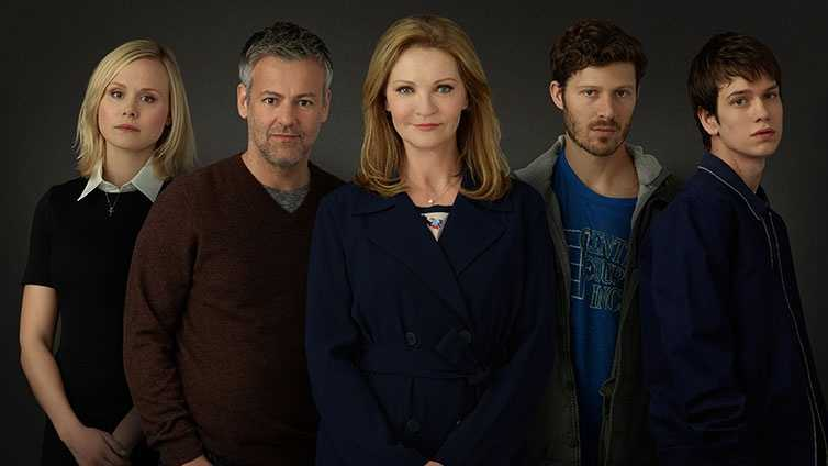 "Joan Allen stars in ""The Family,"" as a politician faced with a crisis when a man shows up claiming to be her dead son. It will air Sundays at 9 p.m. CT sometime in early 2016."