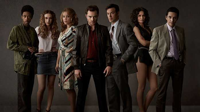 """Wicked City,"" a crime drama set in early 1980s Los Angeles, will air in early 2016 on Tuesday nights at 9 p.m. CT."