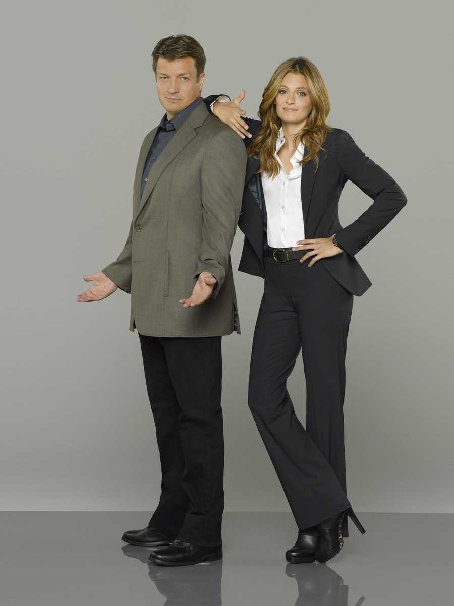 """Castle"" returns for new mysteries Mondays at 9 p.m. CT."