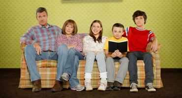 "The Heck family returns for another season of ""The Middle"" at its familiar spot on Wednesday evenings at 7 p.m. CT."