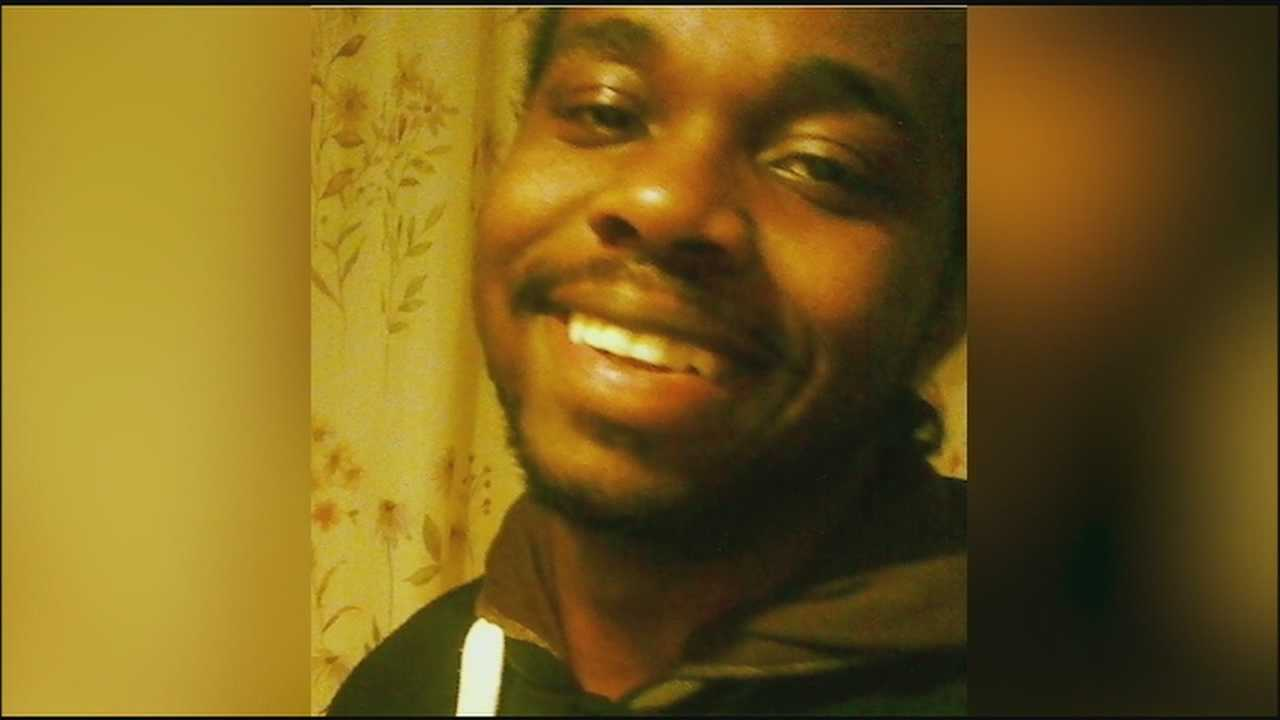 The family of a 23-year-old man who was killed Sunday at a Kansas City, Kansas, gas station is trying to find out more about his final minutes in order for police to track down his killer.