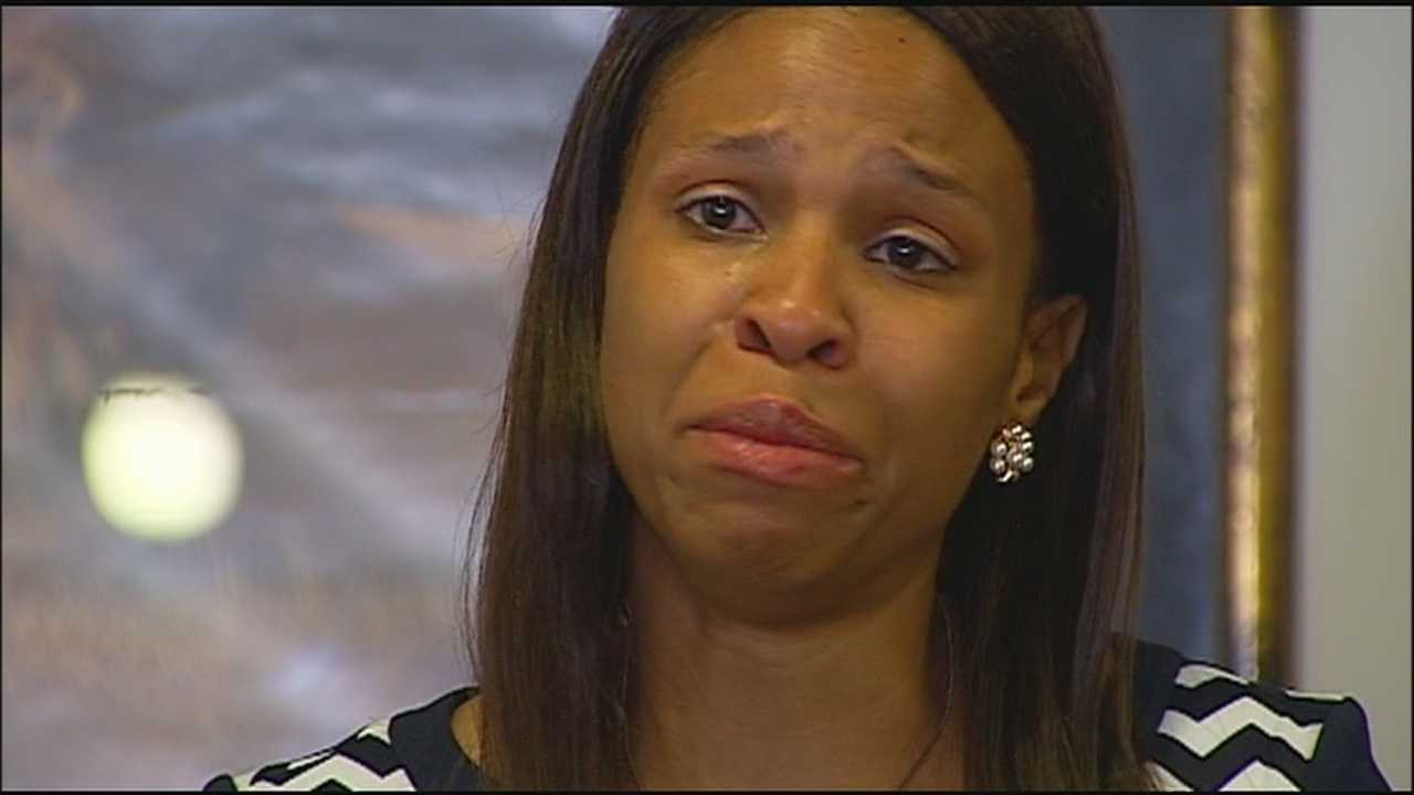 Tearful Tamika Pledger says fatal KCK crash was accident