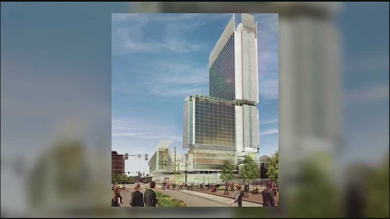 New details are emerging about the plans for a large new convention hotel in downtown Kansas City -- and how much taxpayers will be funding it.