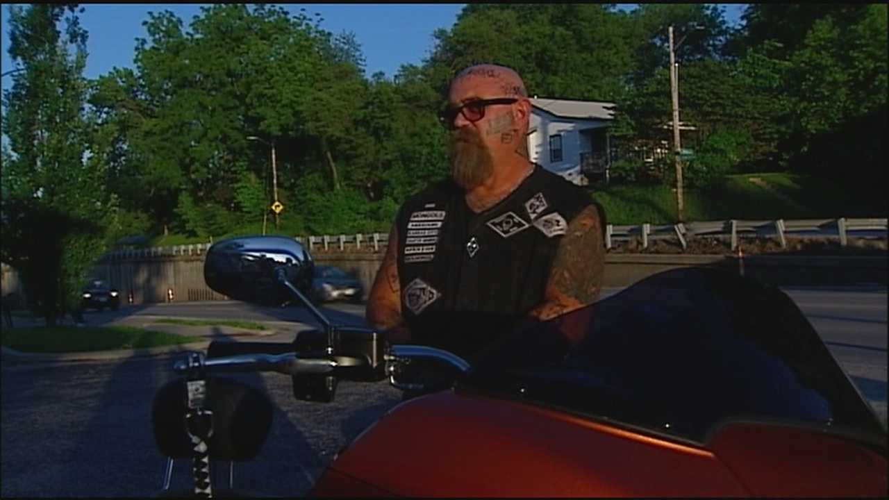 The president of a motorcycle club gathering in Excelsior Springs this weekend promises it will be peaceful.