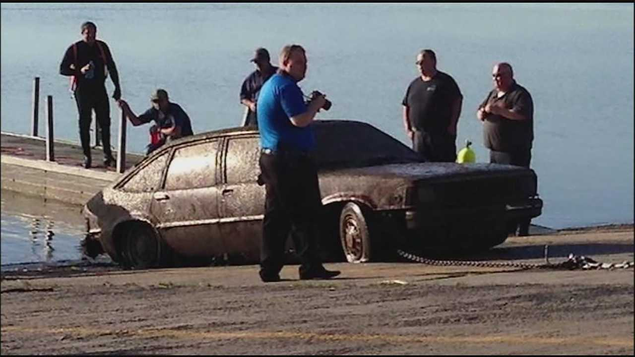 The discovery of a car at the bottom of Hillsdale Lake brought answers to a 23-year mystery for investigators and closure for a family who'd spent years looking for answers.