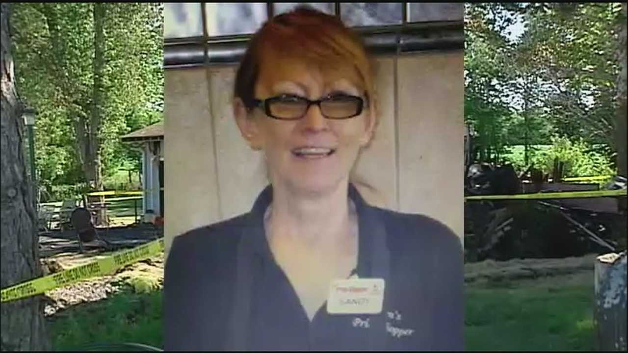 As investigators look for the cause of a fire where two people were found dead Monday in Bucyrus, Kansas, people who know one of the residents believed to have died in the fire share thoughts about how nice she was.