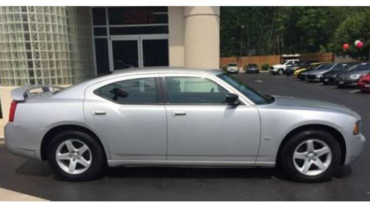 A car similar to this one is sought in connection with a weekend shooting in Kansas City, Kansas. This is not the actual vehicle police want to find.