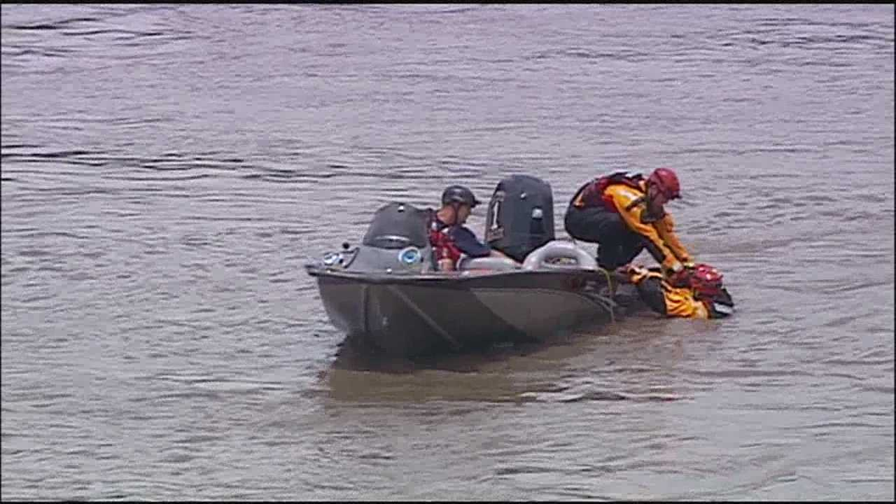 The Kansas City Fire Department's water rescue crews have averaged four rescues every month this year and they train as often as they can.