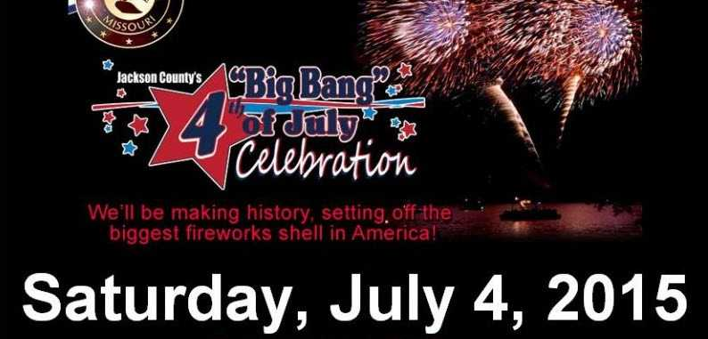 Celebrate the Fourth of July with a BIG BANG!Join 20,000 of your friends and neighbors out at Longview Lake for a HUGE Fourth of July celebration! Admission is free, so are games for the kids! Enjoy festival foods, a carnival, sky divers, and a military tribute. Stay for fireworks to see the largest firework shell to be shot in the United States! CLICK HERE FOR MORE INFO