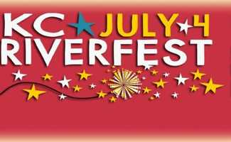 Spend Fourth of July down on the river at Riverfest!Come for music, games and carnival rides. Stay for one of the largest fireworks show in Kansas City! CLICK HERE FOR MORE INFORMATION