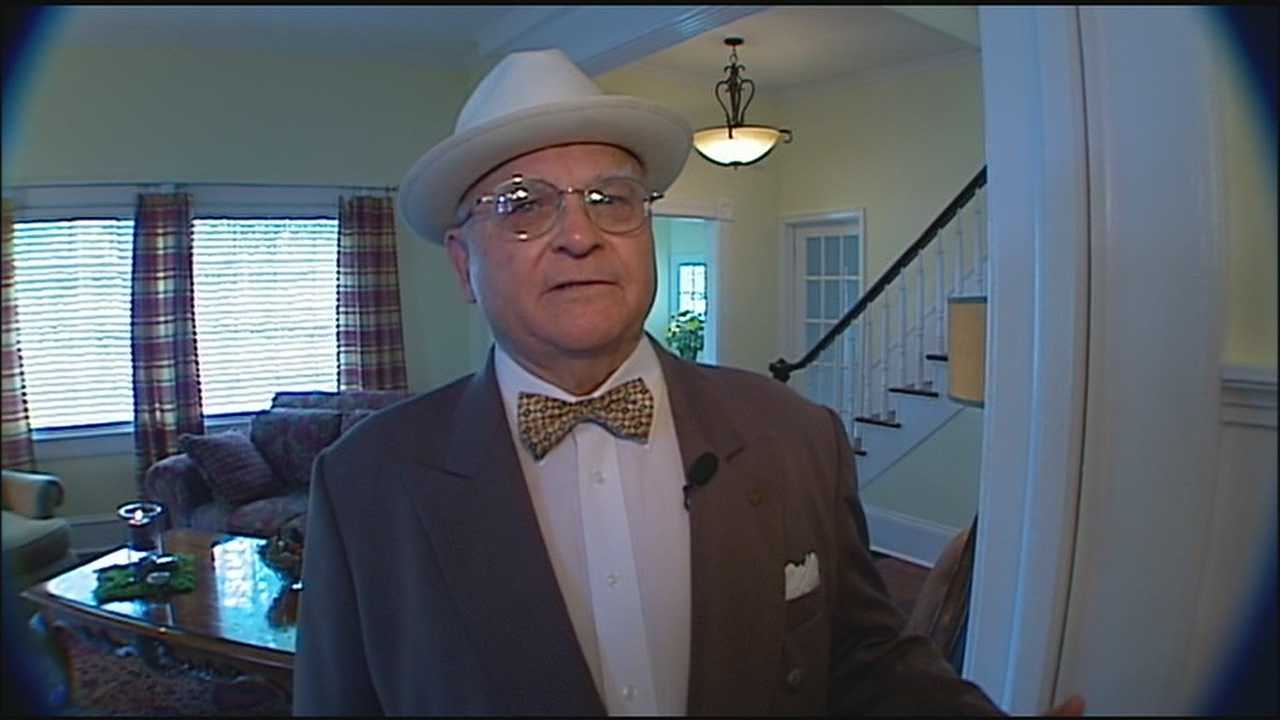 Niel Johnson, who has portrayed former president Harry S. Truman more than 700 times, is preparing to retire.