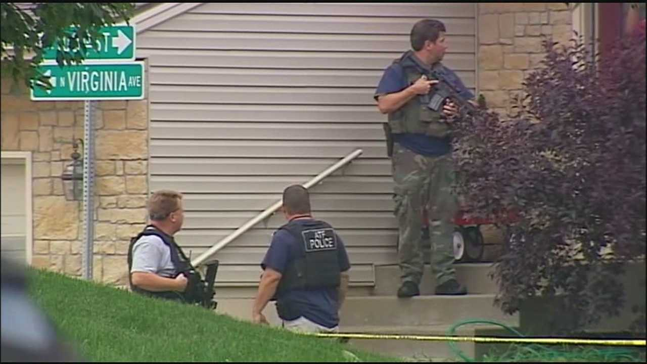 Police have released dispatch recordings before and after a double shooting at a Northland home this week.