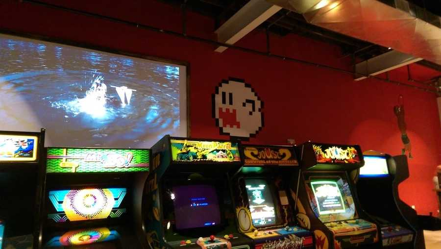 Tapcade (4 stars, 27 reviews)This fun new arcade won't drain the kids' allowance as it's only $5 for all-you-can-play.Tapcadeis in the same building as the highly rated Screenland Crossroads , so you can catch a moviewhen you're done.
