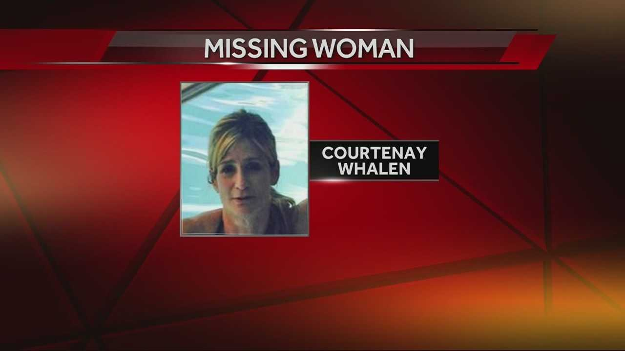 Police are looking for a woman who was on vacation in Kansas City, last seen walking near 12th and Wyandotte streets downtown early Wednesday morning.
