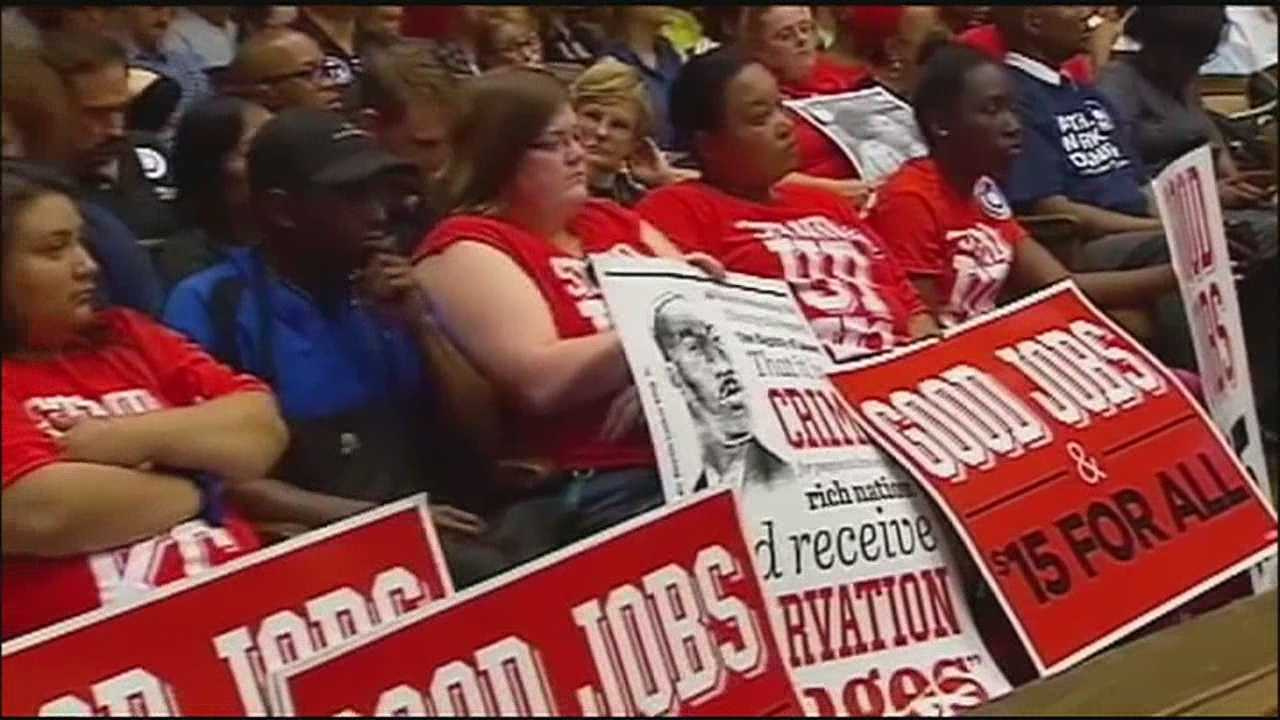 Kansas City council members voted 12-1 to raise the city's minimum wage to $13 per hour by 2021, but a lot of obstacles remain before workers start seeing bigger paychecks.