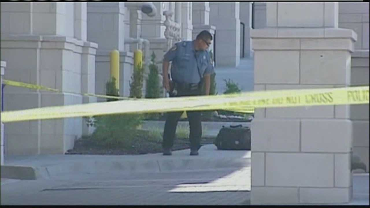 Police in Kansas City, Kansas, said they continue to look for a man suspected of fatally shooting his boss during an argument Tuesday afternoon.