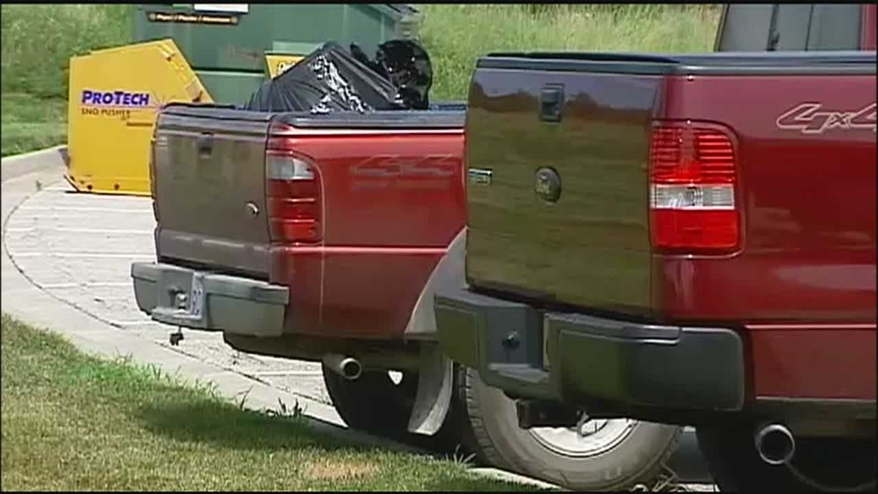 Shawnee police say they've seen a growing number of tailgate thefts from pickup trucks, including five in July alone.