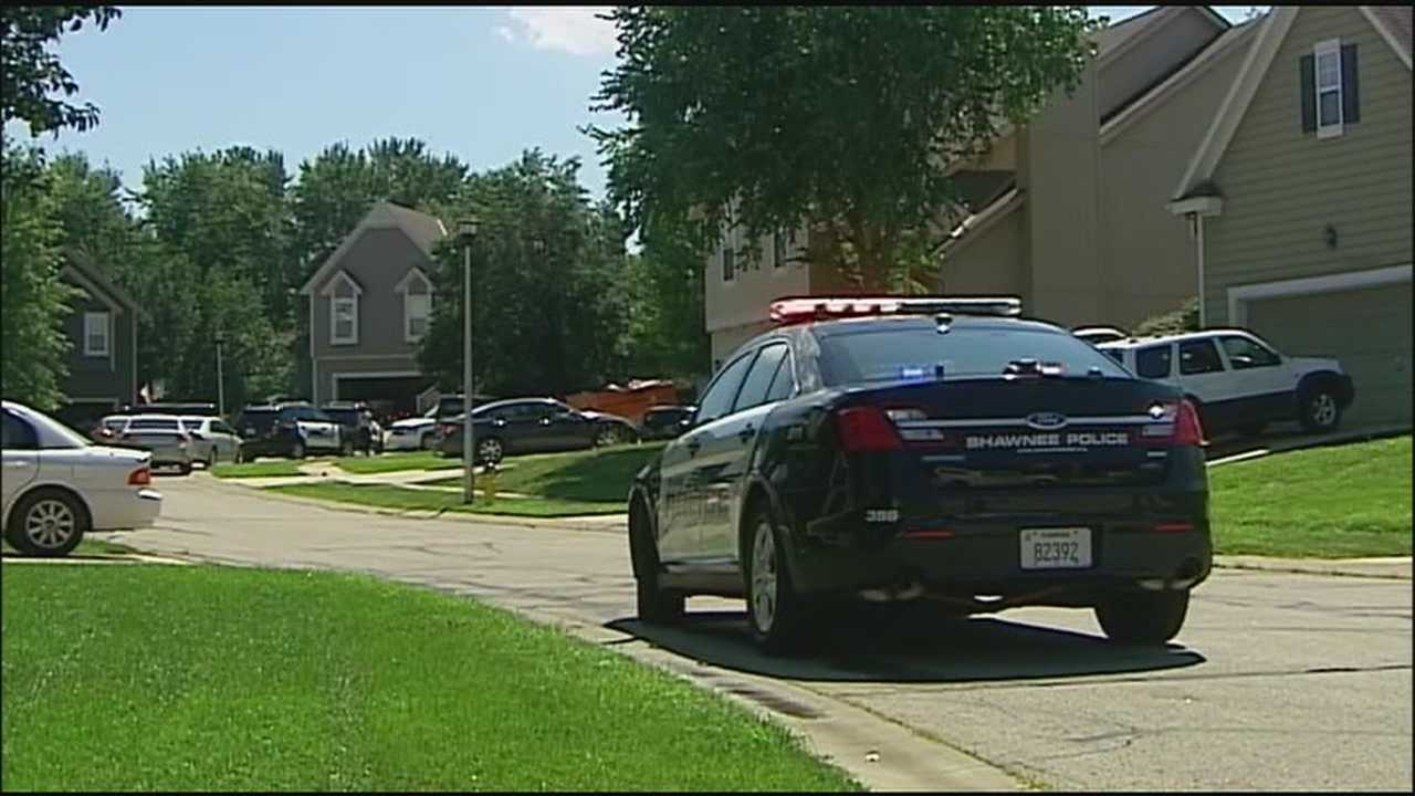 People in Shawnee are looking for answers after a man was arrested on suspicion of attempted murder after police say he attacked two neighbors with an ax.