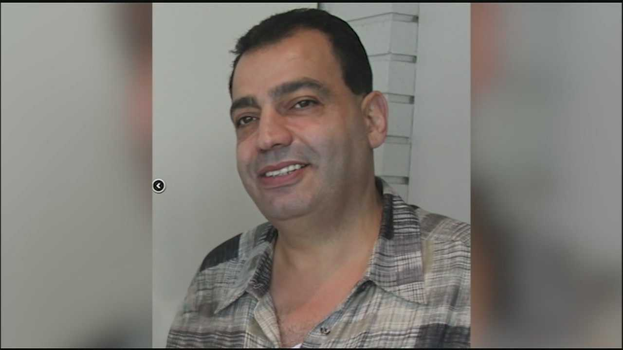 The widow of a slain business owner is pleading with the public to help find his killer.