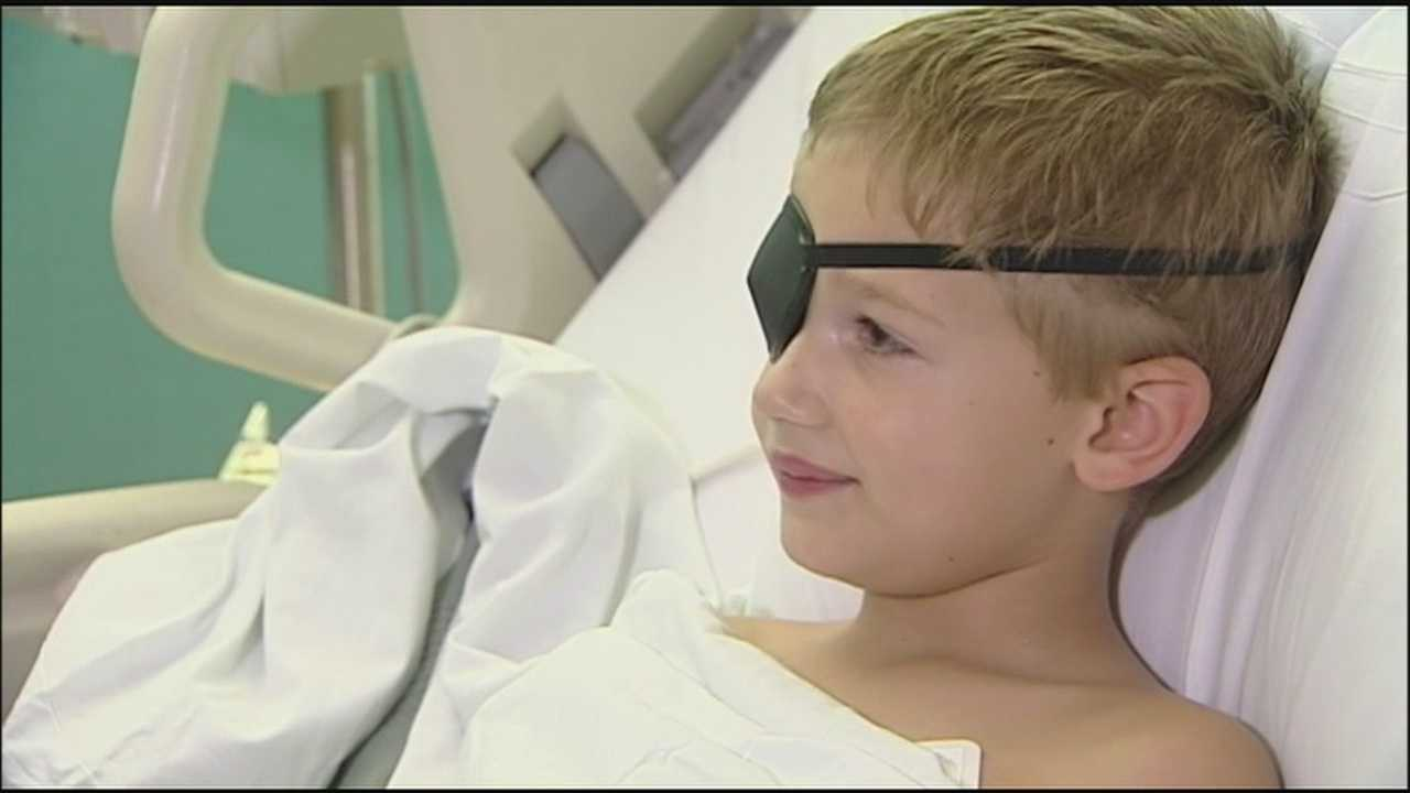 A unique surgery helped to save the life of a 6-year-old Missouri boy.