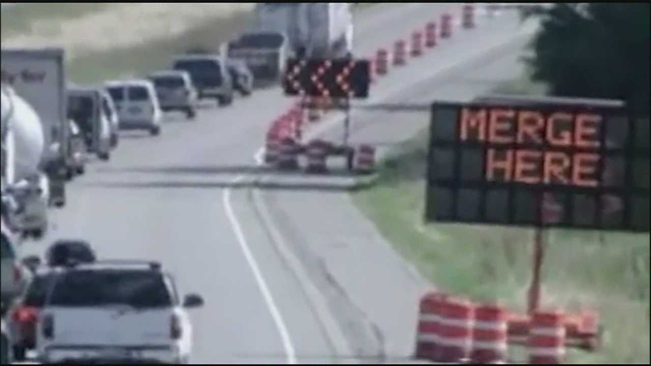 Drivers heading to Kansas City International Airport may need to plan some extra time for the next couple of months, because a construction problem on Interstate 29 is likely to snarl traffic.