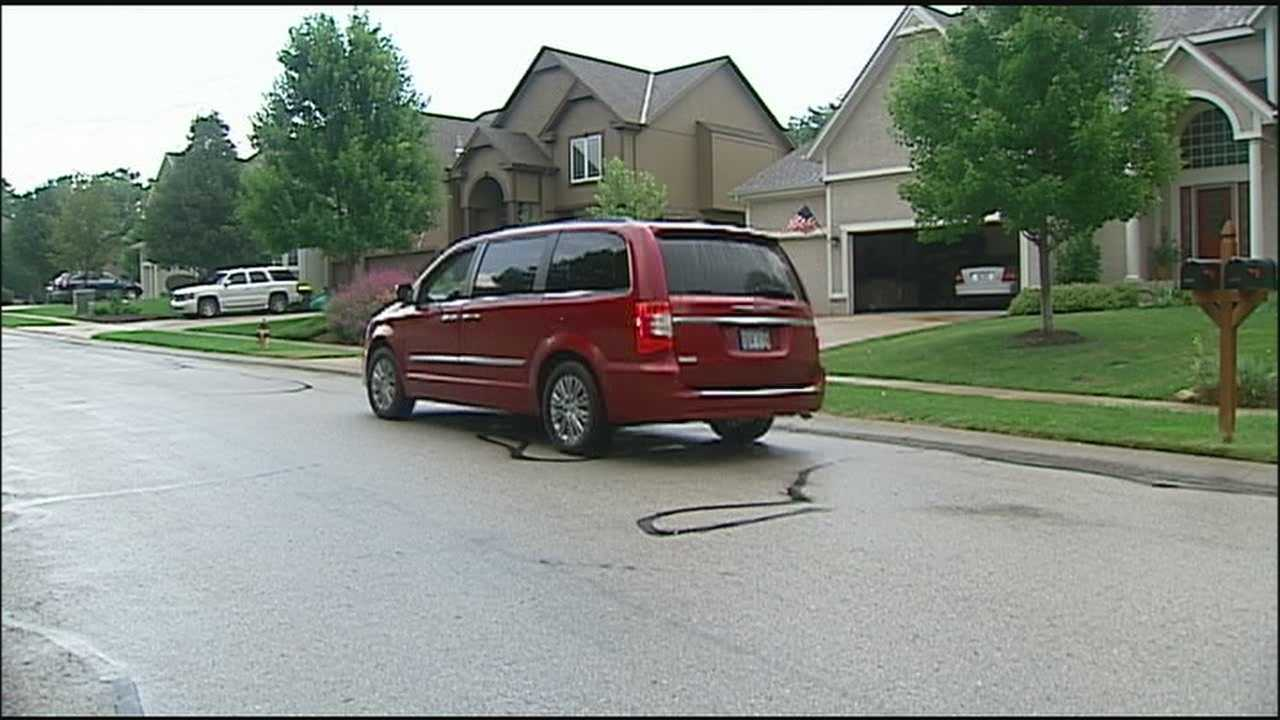 Police are warning residents in western Shawnee about aggressive thieves that have struck the area, stealing seven cars in seven days.