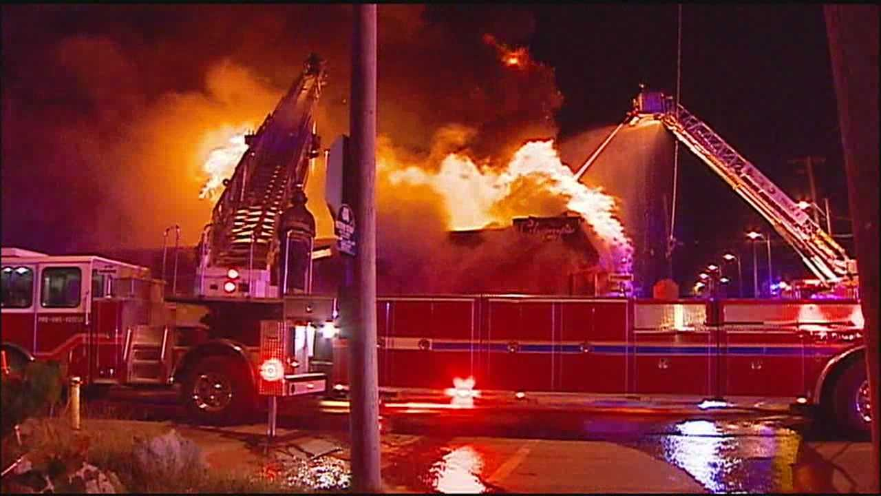 Fire has torn through an east-side Kansas City bar twice this year, and the second of those two fires is drawing a lot of suspicion from investigators.
