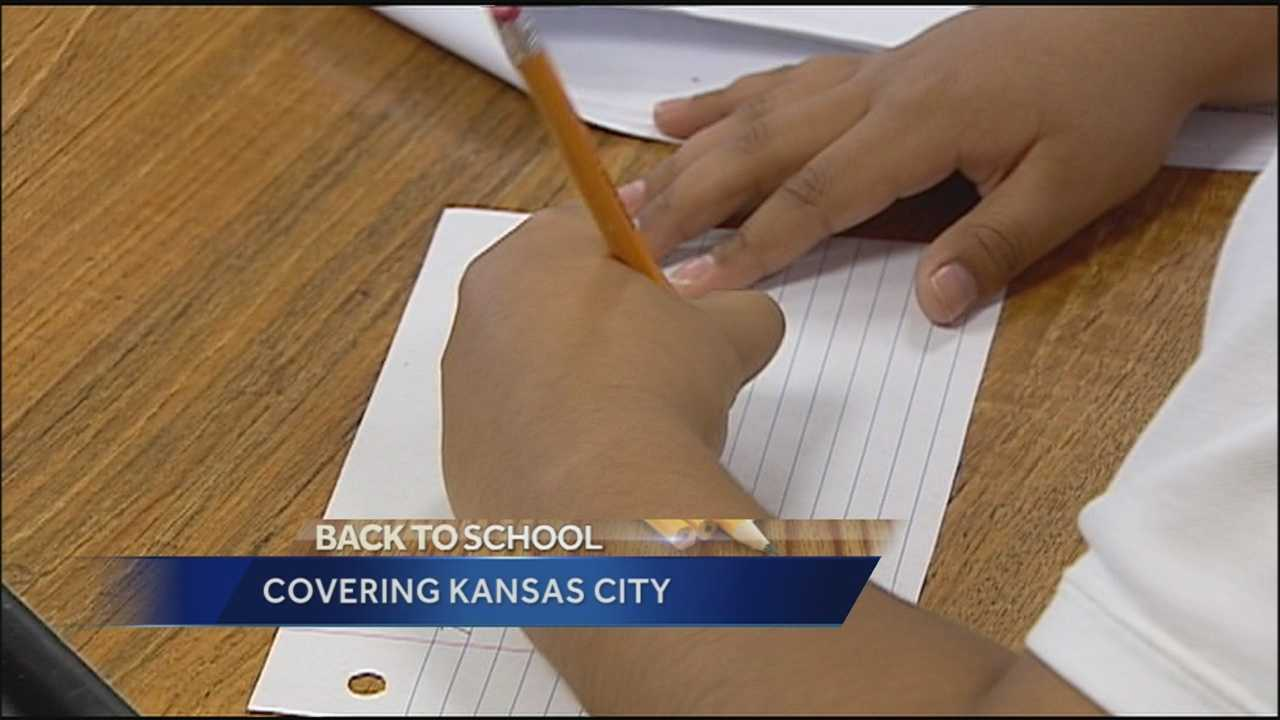 There's good news in the first results of statewide school tests in Missouri. Officials said the scores are higher this year than they were last year.