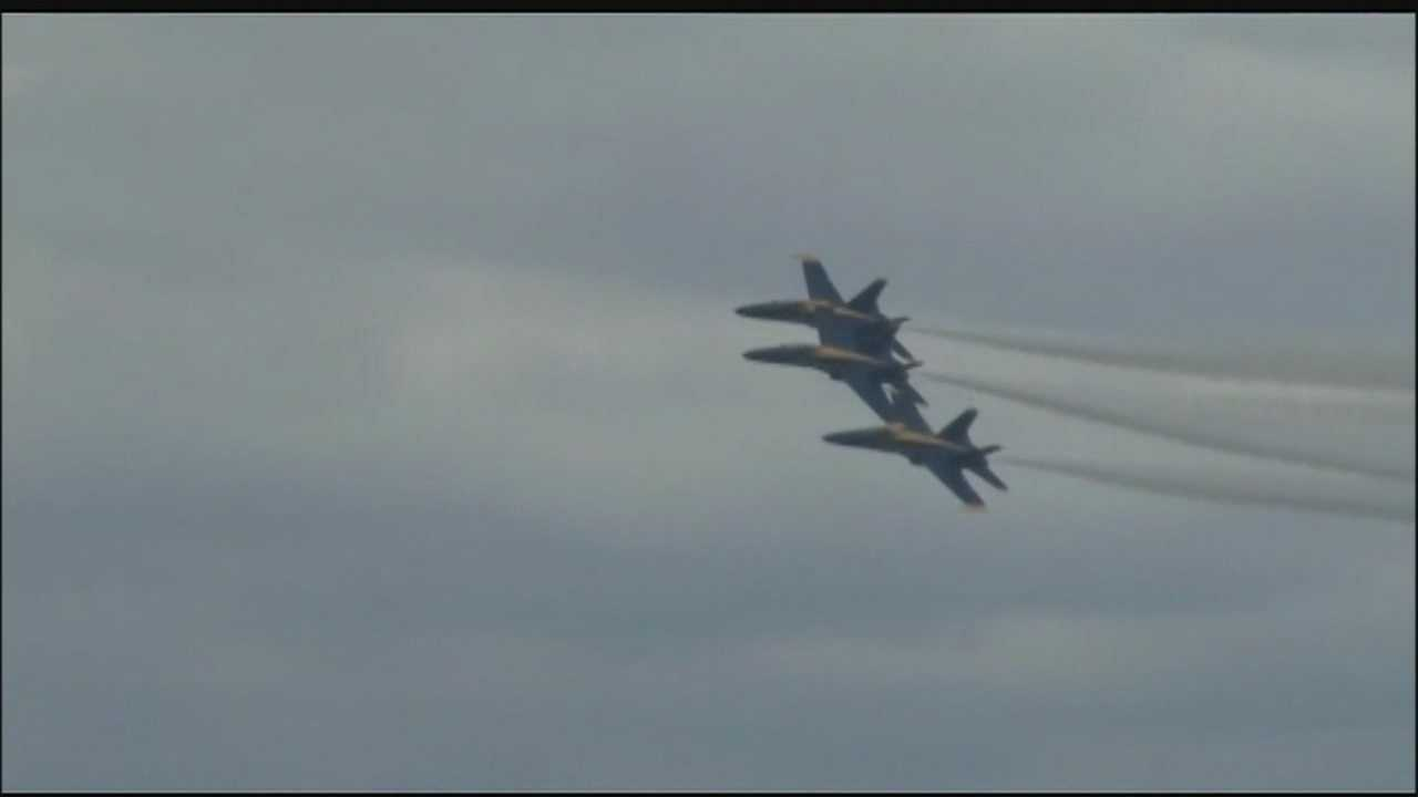 The Kansas City Air Show will return this week for the first time in four years, featuring the return of the Navy's Blue Angels aerial team.