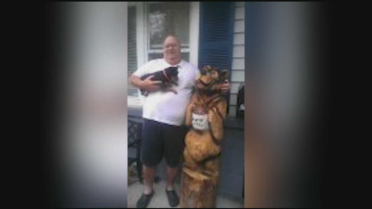 It's not unusual for people to have things stolen from their porches or yards, but one Northland Kansas City family had something go missing it never thought anyone would steal.