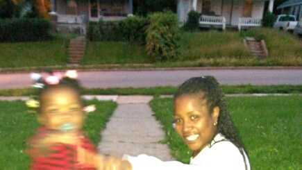 Police are searching for a missing baby girl and her mother.