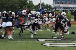 The Lee's Summit West Titans hosted the Park Hill South Panthers Friday night.