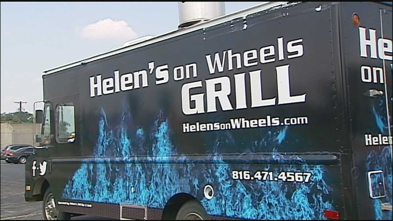 A debate in North Kansas City is underway about whether food trucks in the city threaten local businesses there or just represent a new trend in eating.