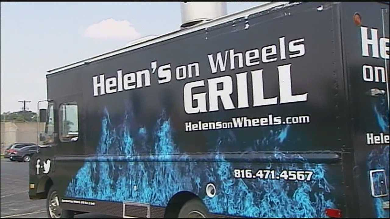 Food trucks got a show of support during a public hearing in North Kansas City aimed at helping determine whether they have a future in the city.