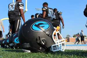 The Grandview Bulldogs welcomed the Grain Valley Eagles Friday night during the HyVee Game of the Week.