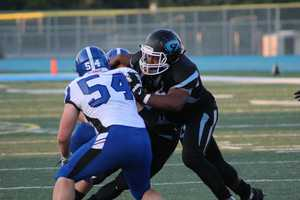 Grandview battled back, scoring consecutive touchdowns to draw the game close at 28-14 in the fourth quarter.